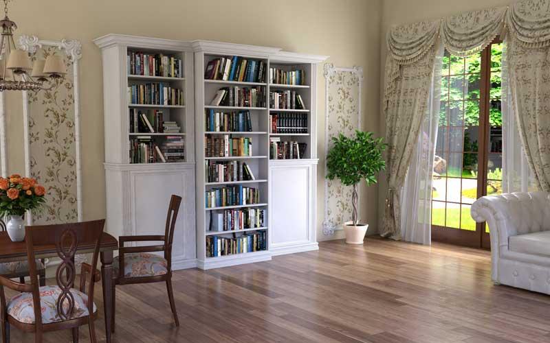 mobili per soggiorno in legno